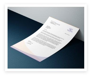letterheads web & graphic design dublin ireland as design
