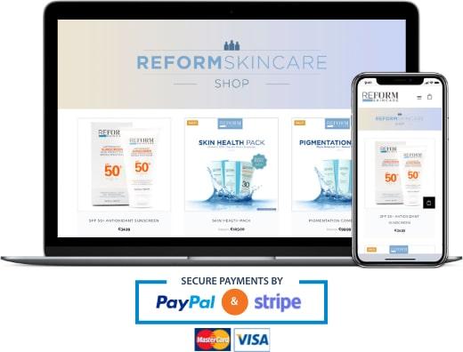 as design eCommerce website