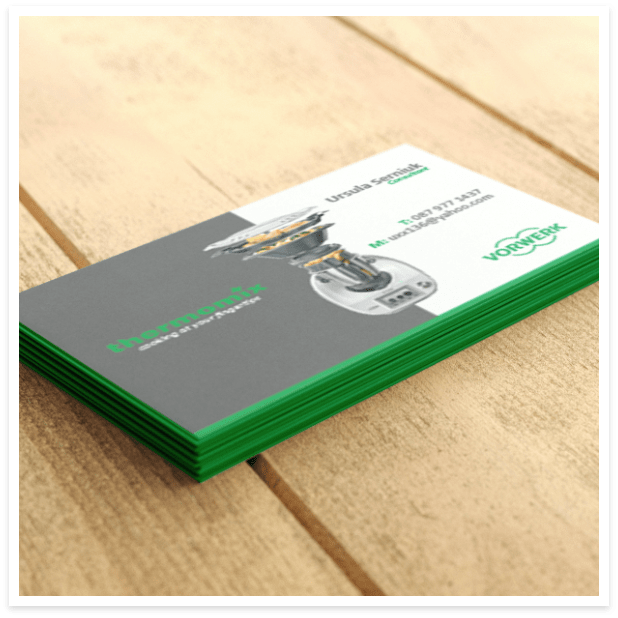 grpahic design & print dublin ireland swords Business Card