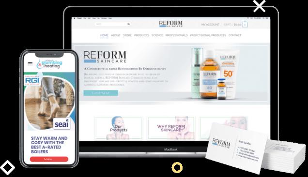 AsDesign web design dublin